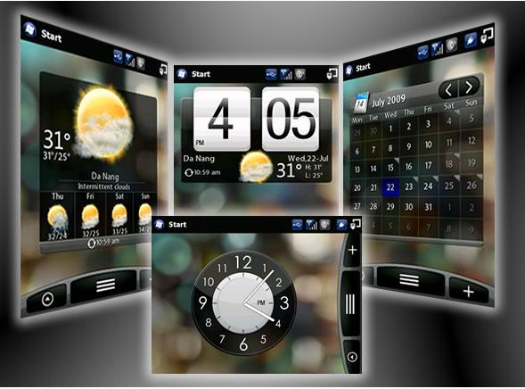 Une surcouche HTC Sense pour Windows Mobile