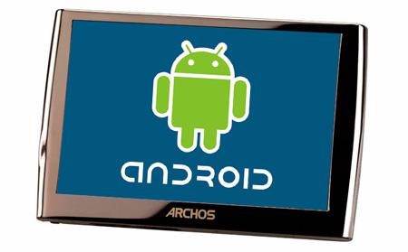 L'ArchosPhone ne serait ni plus ni moins qu'un Archos 5 avec Android ?