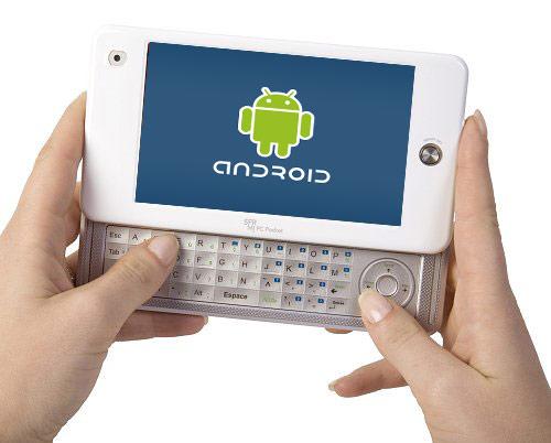 SFR prépare une tablette sous Android : La SFR M! PC Pocket !