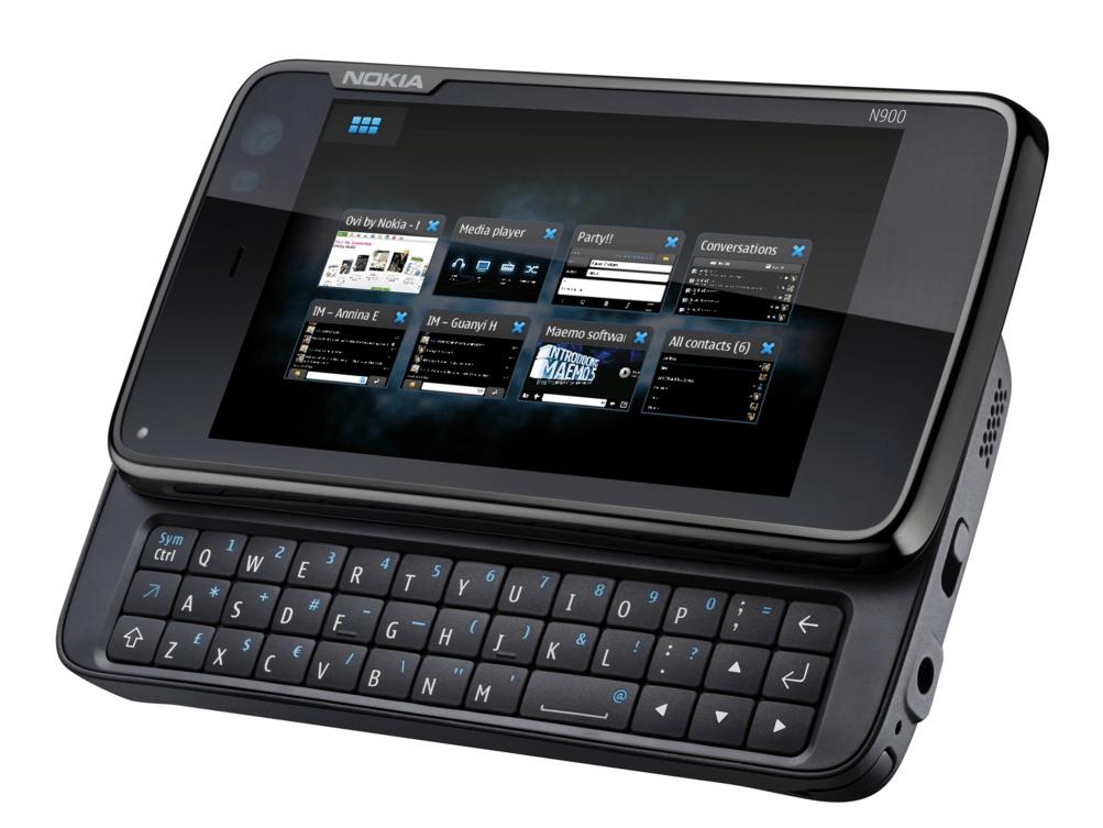 Le Nokia N900 sans Android ?