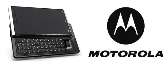 Motorola Sholes avec un processeur Texas Instruments OMAP3430 ?