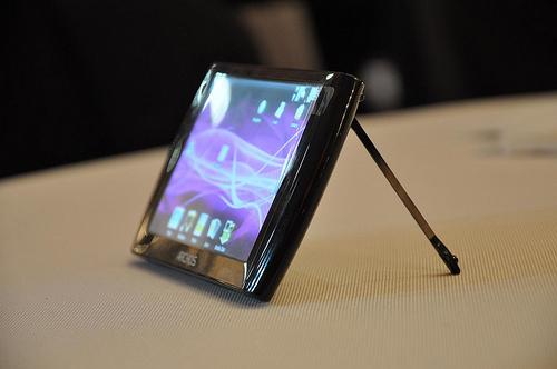 L'Archos 5 Internet Tablet : pas si bien que ça selon certains