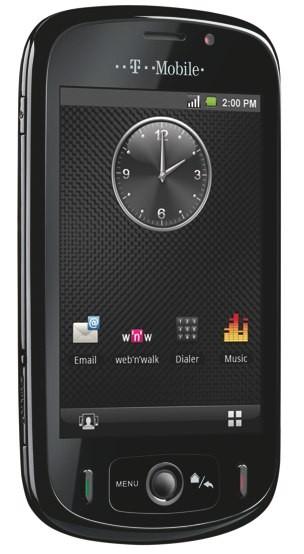 Le Huawei U8220 aka T-Mobile Pulse en octobre pour nos voisins européens