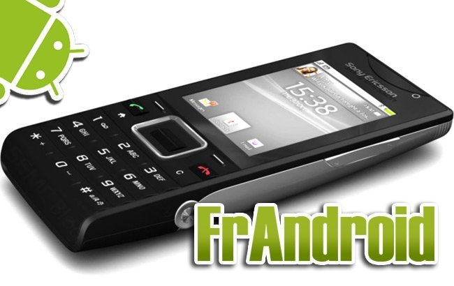 Sony Ericsson Susan (ou Sunny) sous Android ?