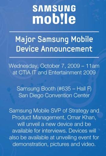 Le salon CTIA promet de nouveaux téléphones Android