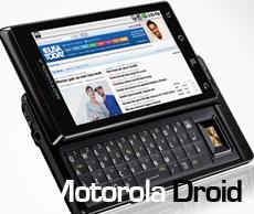 Bug de l'autofocus du Motorola Droid (Milestone)