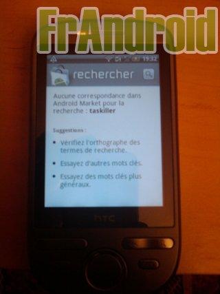 Préparez vos applications pour le HTC Tattoo (1/2)
