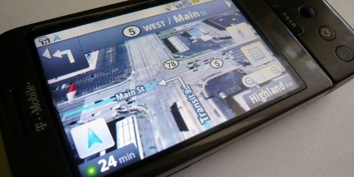 Installer Google Maps Navigation sur votre HTC Dream (G1)