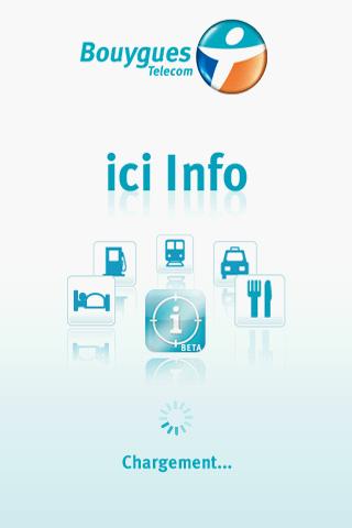 Bouygues Telecom lance ici Info, une application de réalité augmentée sur Android