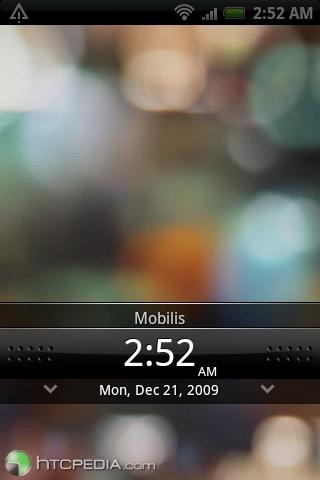 Des photos exclusives de la nouvelle interface HTC Expresso Rosie