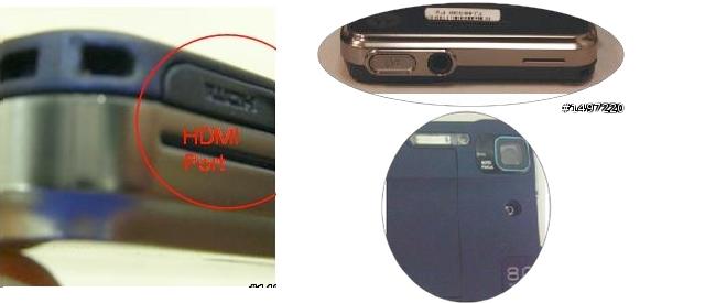 Des photos du Motorola Sholes