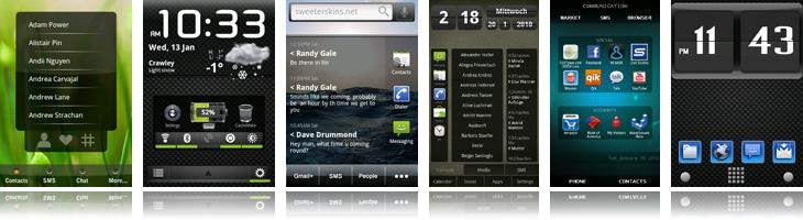 Quelles sont les différentes Home alternatives pour Android ? SlideScreen, ON, Home++…