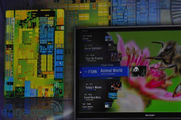 CES 2010 : Intel et son WiDi HD sur les smartphones ?