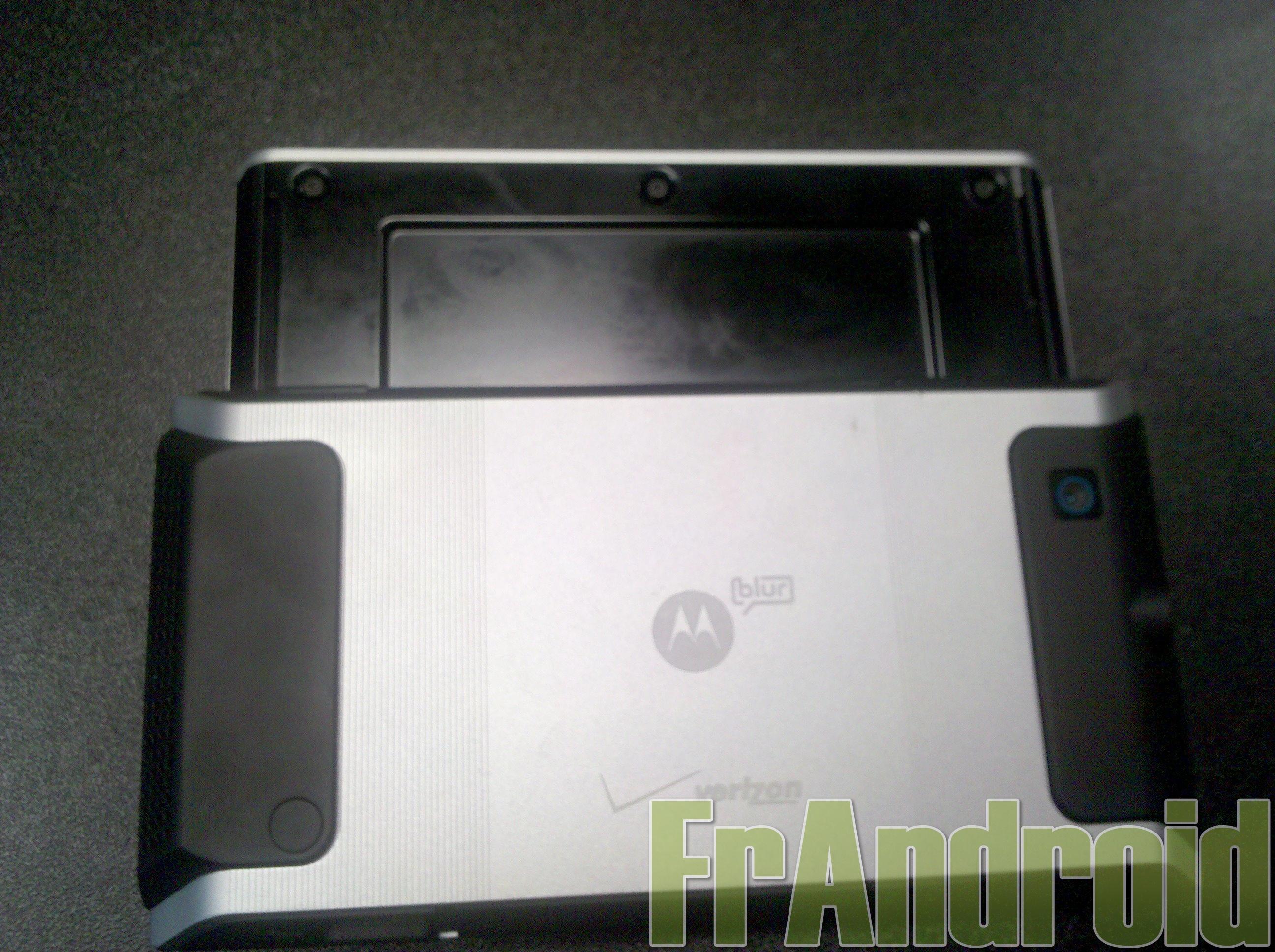 MWC 2010 : Le Motorola Devour réservé au marché américain