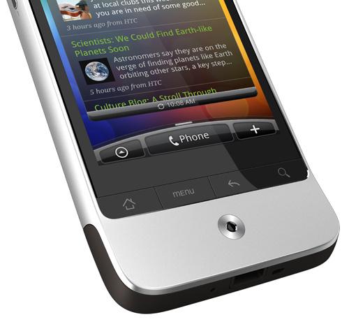 MWC 2010 : Le HTC Legend officialisé et disponible fin mars chez SFR !