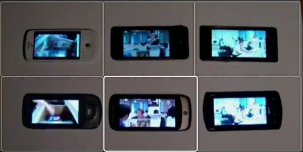 Confrontation entre 6 écrans d'androphones : quel est le vainqueur ?