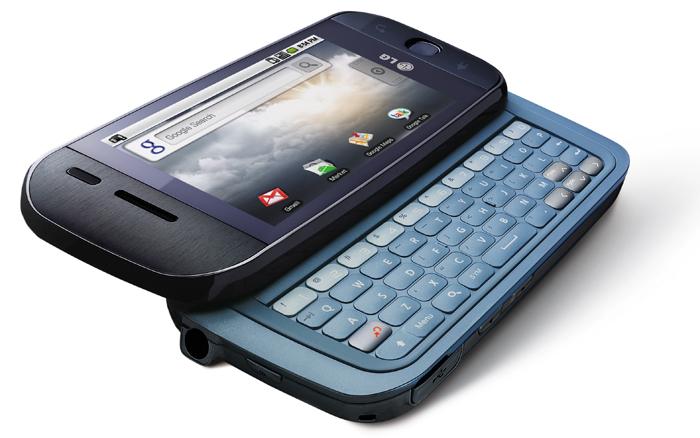 Le LG GW620 aura le droit à sa mise à jour vers Android 2.1
