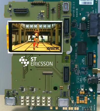 De l'Android sur des processeurs double cœur à base d'ARM Cortex-A9