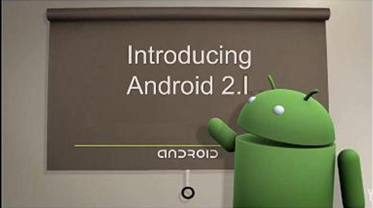 Android 2.1 pour le Galaxy sur le point d'être livré !