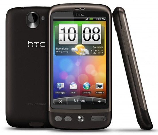 HTC Desire chez Orange à partir de 99 euros en avril !