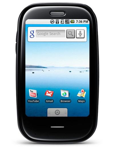 Rumeur : Palm pourrait adopter Android pour résister à la crise