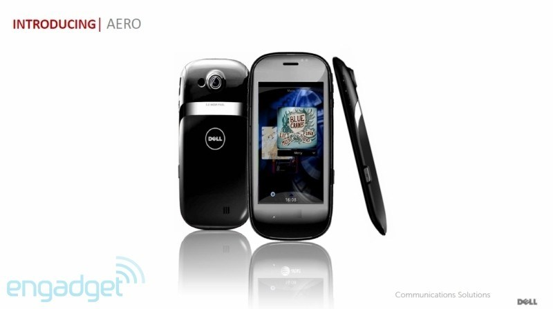 Dell Aero : les caractéristiques presque complètes !