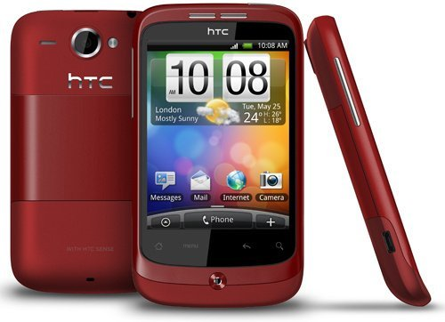 HTC annonce le HTC Wildfire sous Android