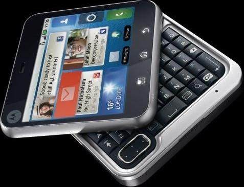Motorola : Le Square serait Flipout ?