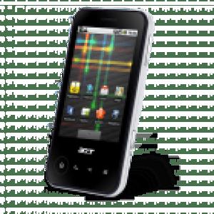Acer annonce son beTouch E400 sous Android 2.1 et casse les prix !