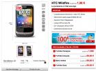 Le HTC Wildfire chez Virgin Mobile et en campagne vidéo