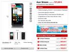 L'Acer Stream à 0 euro chez Virgin Mobile avec FrAndroid