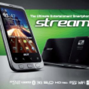 L'Acer Stream en détails avant sa sortie