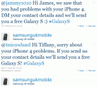Samsung se sert de l'affaire Antennagate pour créer le buzz autour du Galaxy S