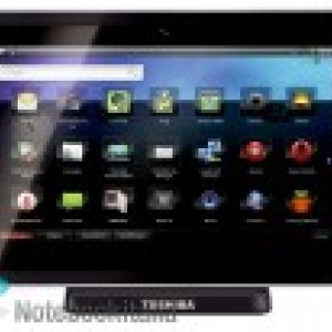 La tablette de Toshiba enfin révélée : la Folio 100 sous Android 2.2