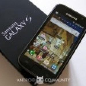 (MàJ) Le Galaxy S, un succès commercial ? et bientôt sur FroYo ?!