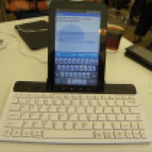 Samsung Galaxy Tab : des photos de la station d'accueil et de quelques accessoires