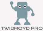 Test du nouveau Twidroyd