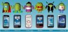 La grande famille d'androphone de Bouygues débarque ! (Desire HD, Galaxy Tab, Galaxy S, Wildfire…)