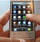 LG GT540 : La mise à jour Android 2.1 incessamment sous peu