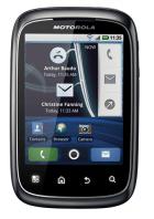 Le Motorola Spice, entre le Palm Pré et l'Alcatel OT-980