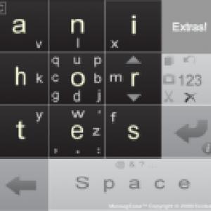 Un nouveau clavier sur Android : MessagEase
