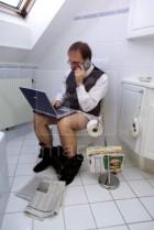 Pourquoi nos téléphones sont plus sales que nos toilettes ?