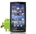 XPERIA X10 : Time Scape et Social Network avec Android 2.1 (Eclair)