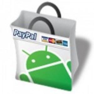 Paypal comme moyen de paiement sur l'Android Market à partir du 26 Octobre ?