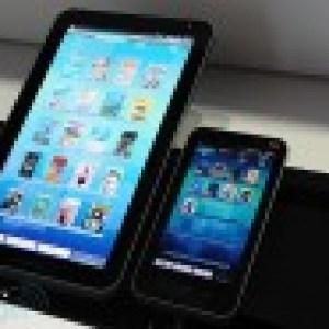 Sharp lancera ses deux tablettes Android en 2011