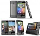 Les HTC Desire HD et Desire Z repoussés pour d'obscures raisons