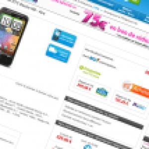Le HTC Desire HD disponible chez Rue du Commerce, PhoneAndPhone, Pixmania, The Phone House, la Fnac et très bientôt chez Virgin Mobile