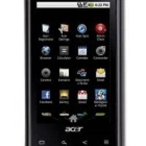 Rogers & Fido : Prise en main du Acer Liquid E sous Android 2.2 «FroYo»