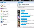 imo.im, une application simple de messageries instantanées