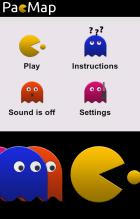 Jouez à Pacman dans la réalité avec PacMap